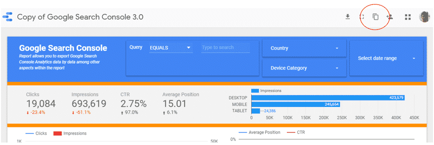 Export Google Search Console Keyword Data by Date | Mr