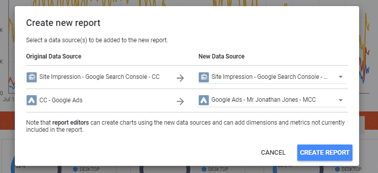 Google Ads & Google Search Console linked up